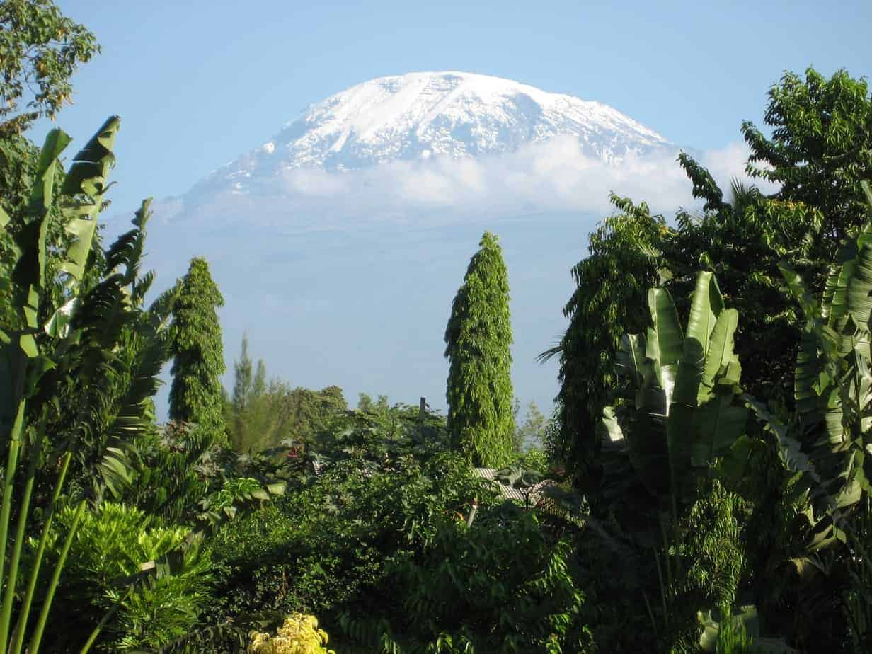 Destination Mount Kilimanjaro, Tanzania